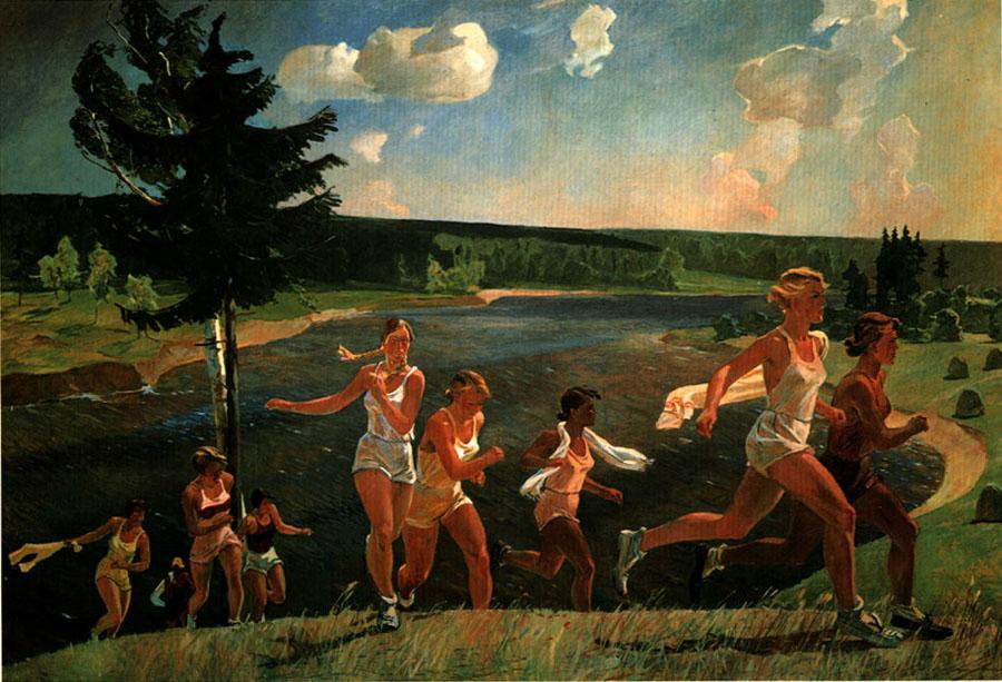 картины советских художников: